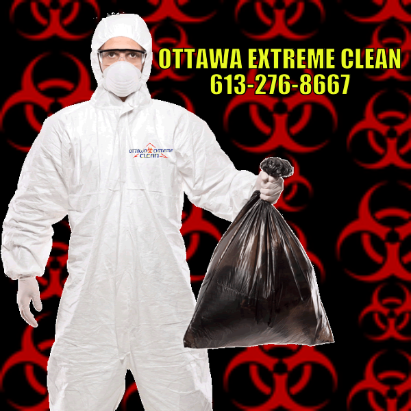 Ottawa Extreme cleaning services