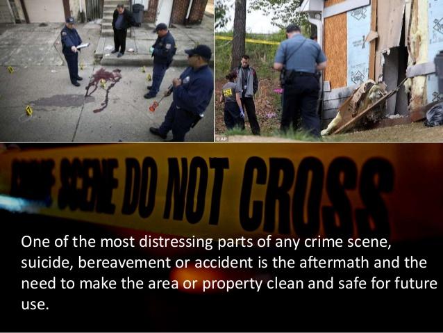 crime scene cleaners Ottawa