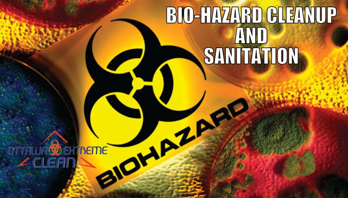 biohazard cleaning london ontario