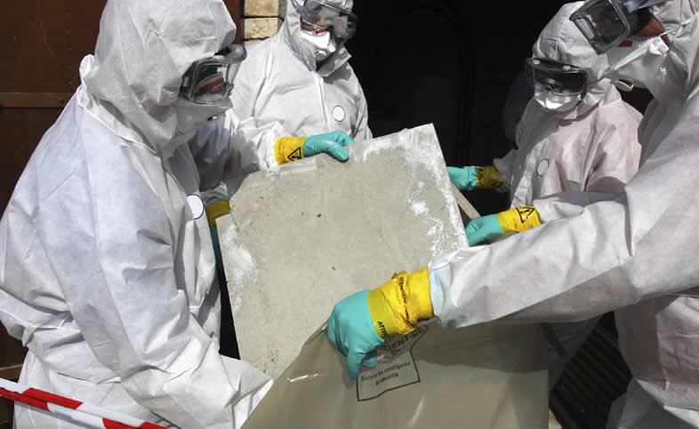 Asbestos Removal London Ontario