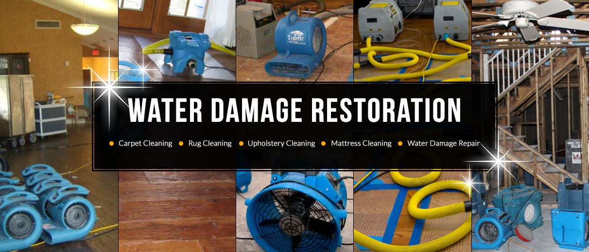 London Water Damage Repair